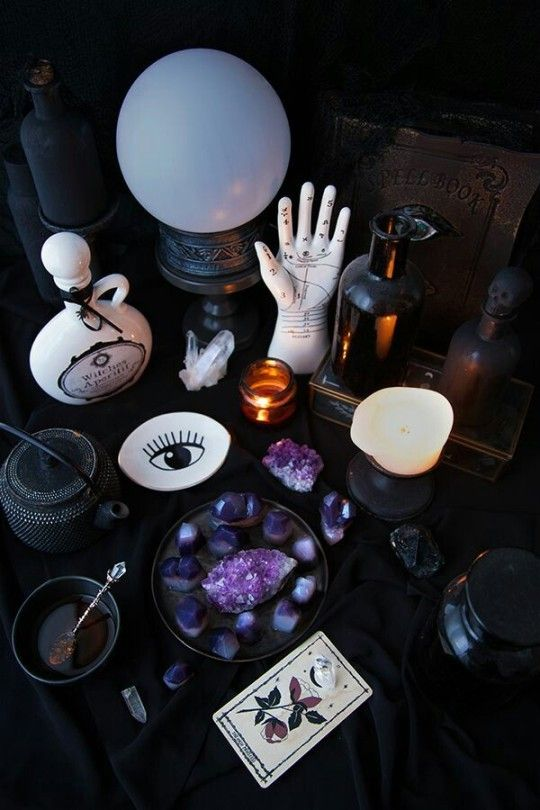 POWERFUL BLACK MAGIC LOVE SPELLS